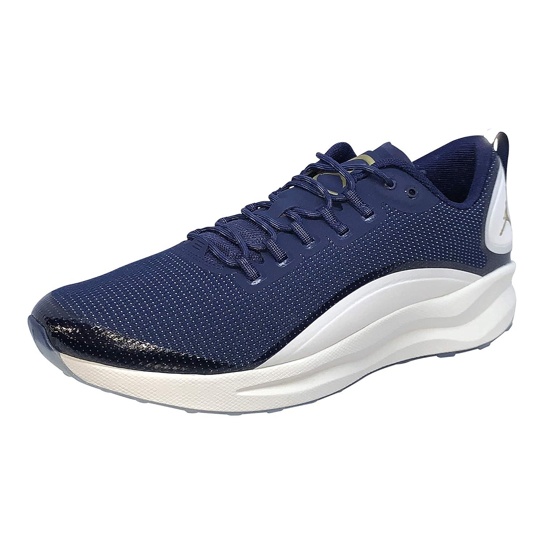 Nike Air Jordan Zoom Tenacity Mens Basketball Trainers Ah8111 Sneakers Shoes College Navy/Metallic ゴールド 11.5 M US