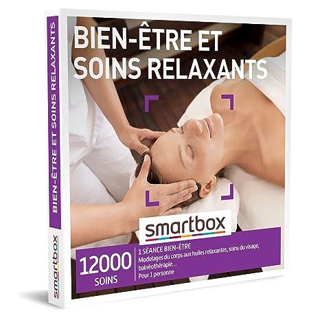 Smartbox Coffret Cadeau Femme Homme Bien être Et Soins