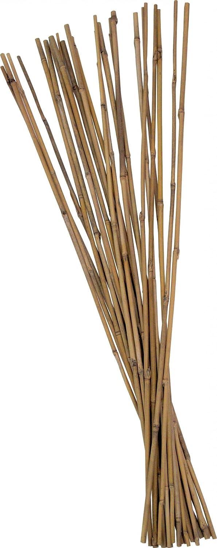 Varillas de bambú de 75 a 120 cm