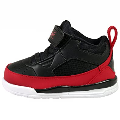 best website 27ccd a33a2 NIKE JORDAN FLIGHT 9.5 (TD) Baskets Enfant 654977-002-25-8 Noir  Amazon.co.uk Shoes  Bags