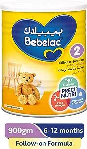 Bebelac 2 Follow on Milk, 900g