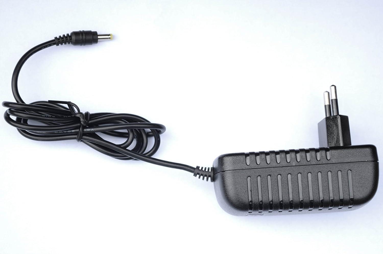 Adaptateur Secteur Prise fran/çaise MyVolts Chargeur//Alimentation 7.5V Compatible avec Casio PT-30 Clavier