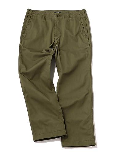Cornerwear Chino Fatigue Pants 113-17-0046: Olive