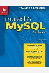 Murach's MySQL (3rd Edition) Paperback