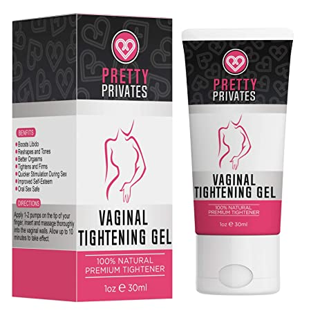 Amazon Com Vaginal Tightening Gel Pretty Privates Natural