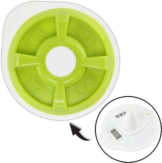 Amazon.com: Spares2go agua caliente T Discos para Bosch ...
