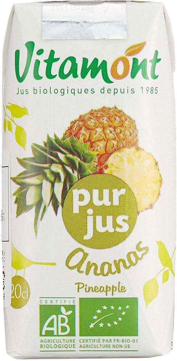 アリサン パイナップルジュース 200ml×4個