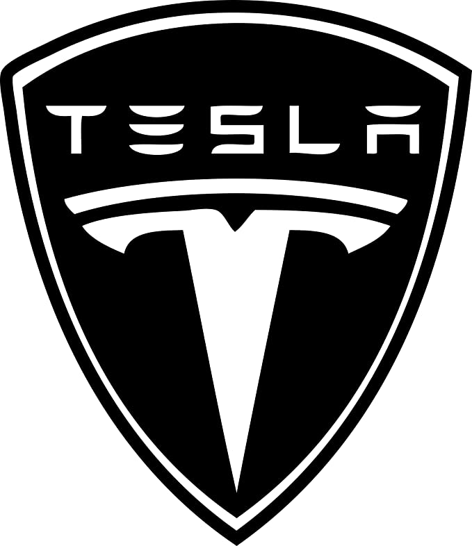 Amazon Com 12 Tesla Motors Vinyl Decal Repositionable Sticker