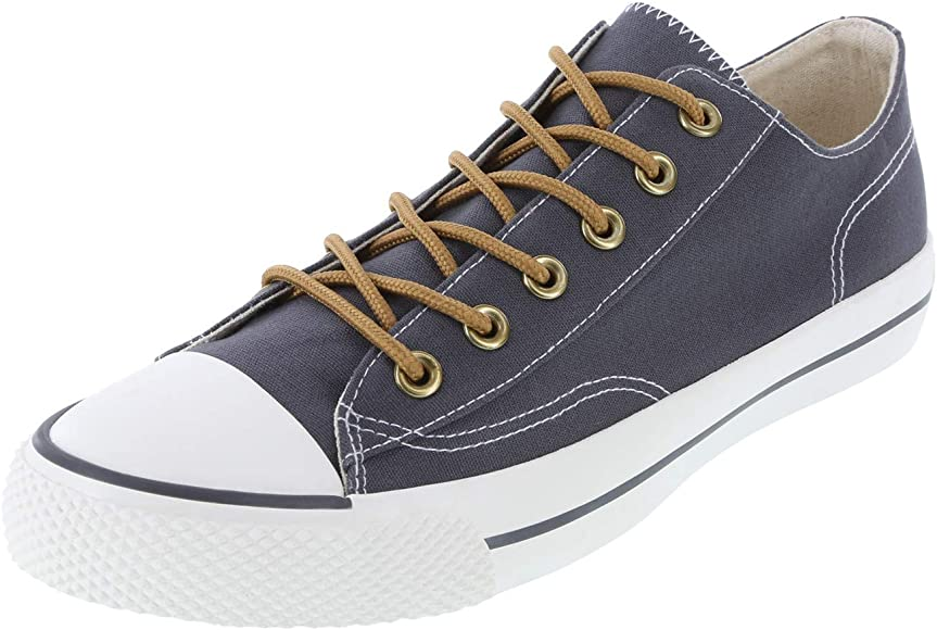 Washed Navy Canvas Legacee Sneaker