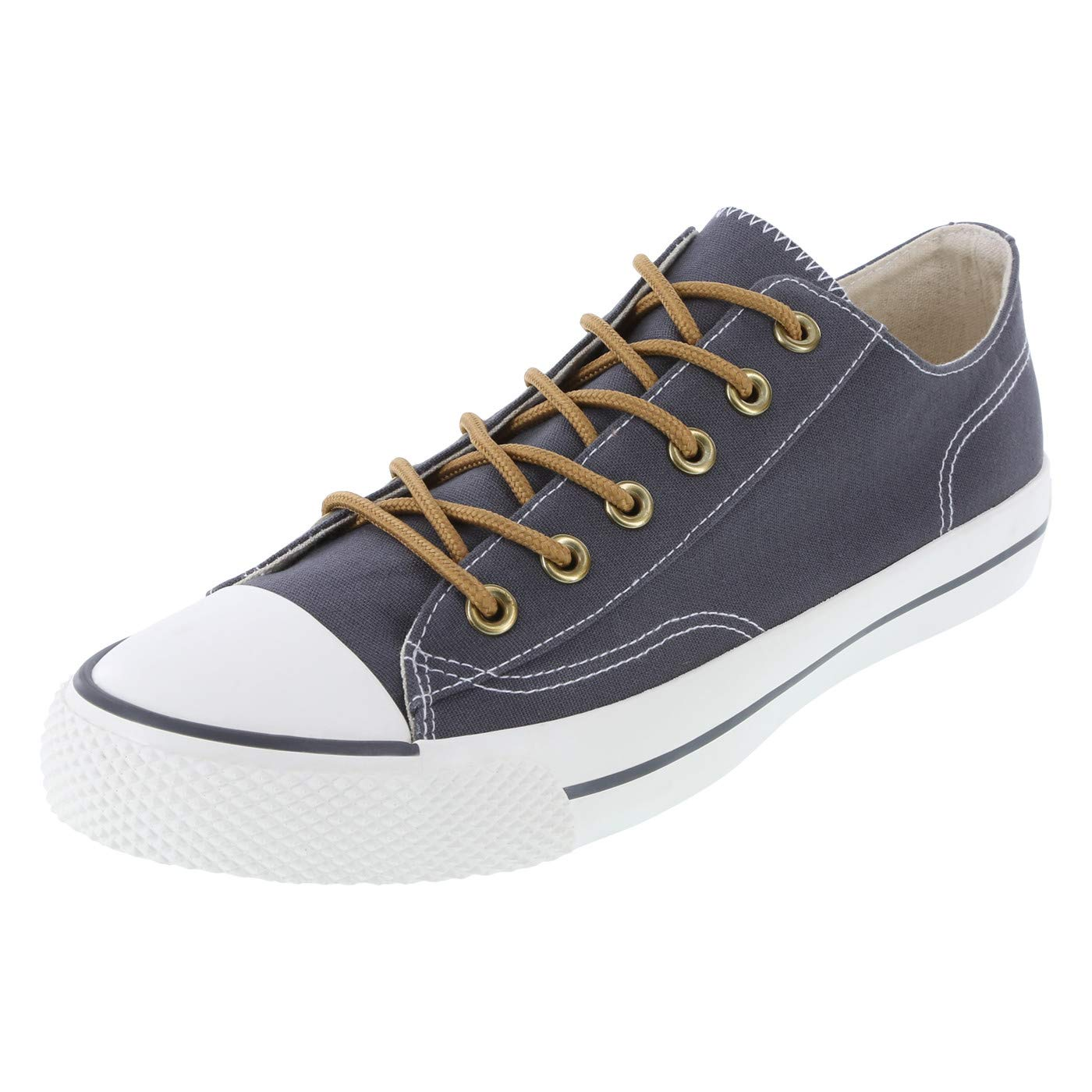 Airwalk Men's Washed Navy Canvas Legacee Sneaker 8