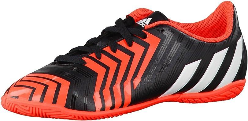 adidas Zapatilla Jr Predito Instinct IN Roja-Negra: Amazon.es ...