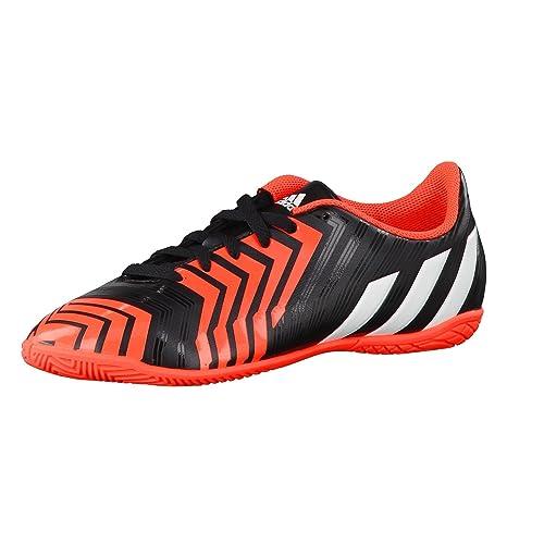 adidas Zapatilla Jr Predito Instinct IN Roja-Negra: Amazon.es: Zapatos y complementos