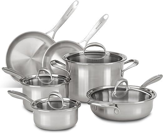 Amazon.com: KitchenAid Classic - Utensilios de horno ...
