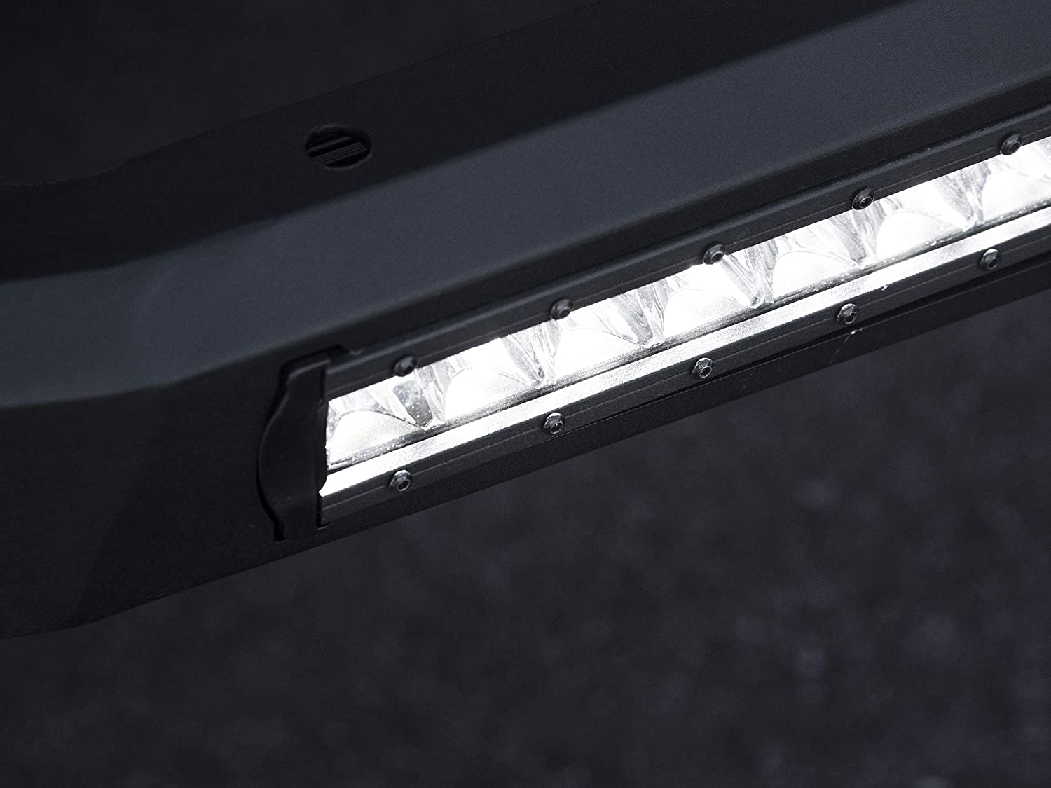 Armordillo USA 7176591 AR Series Bull Bar W//LED Fits 2003-2017 Ford Expedition Matte Black W//Aluminum Skid Plate