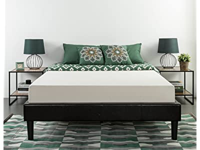 Zinus Memory Foam 8 Inch Green Tea Mattress, Queen