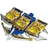 Power Rangers Megaforce - Action Card game, Multi Color