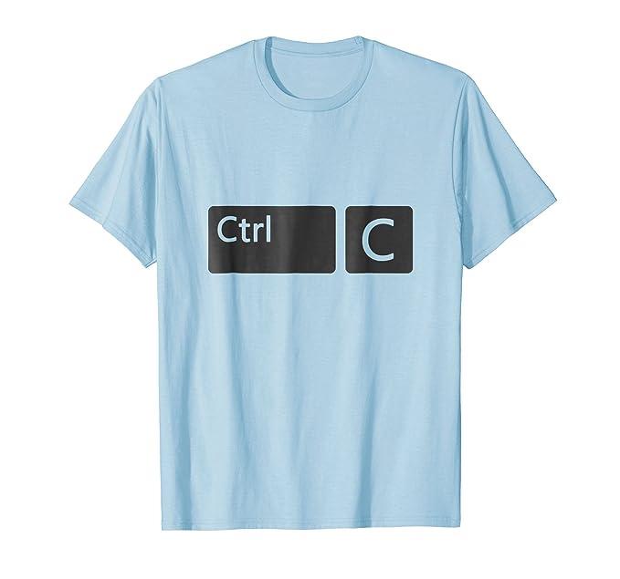Amazon com: Copy Paste T-shirt (Copy version) - For Fathers