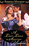 A Lady's Lesson in Seduction