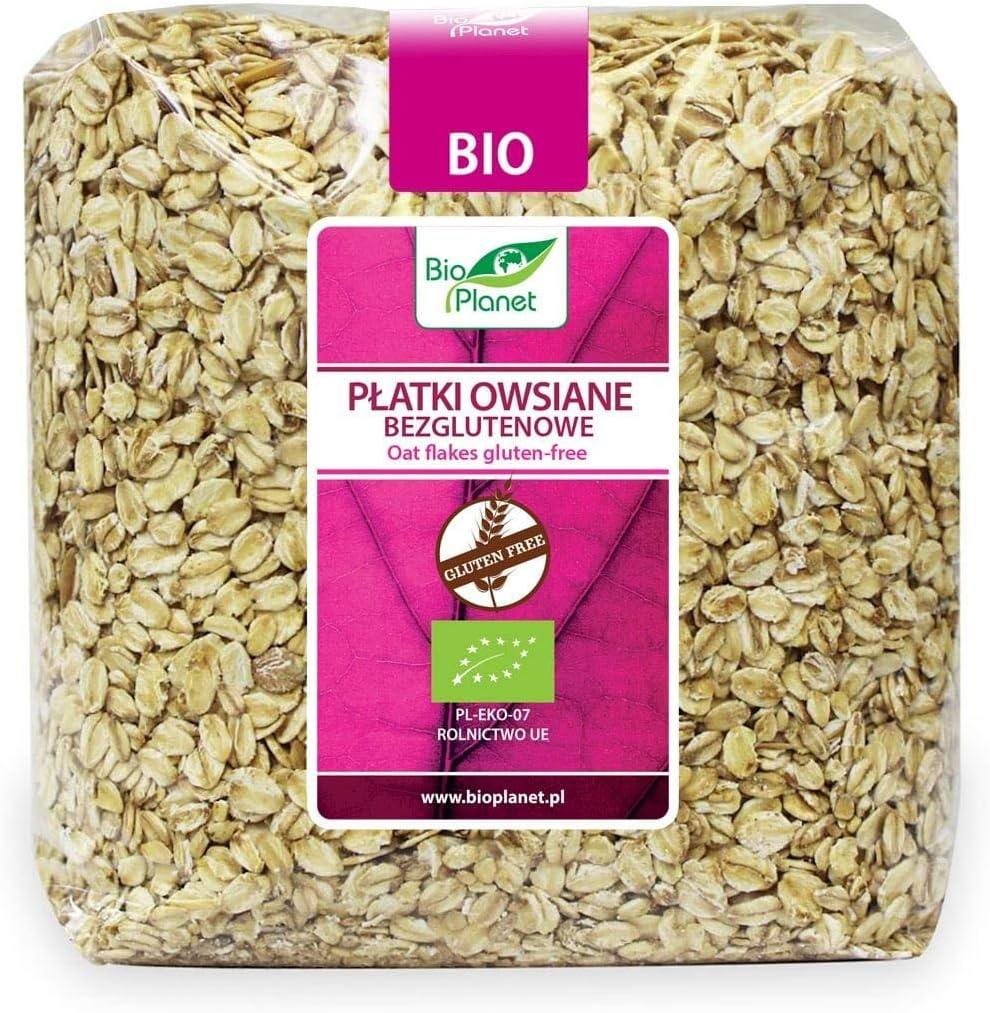 Avena sin gluten BIO 1 kg - BIO PLANET: Amazon.es: Alimentación y bebidas