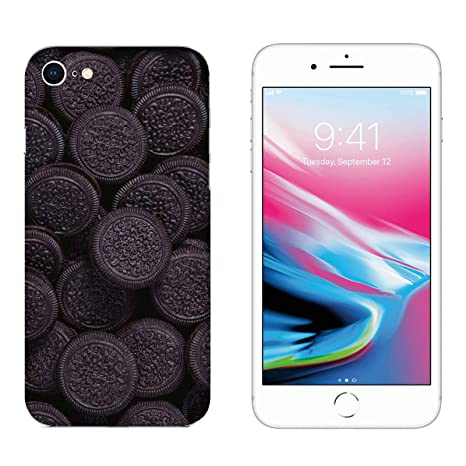 Funda iPhone 8 Carcasa Apple iPhone 8 Comida Cibo galletas ...