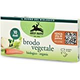 Alcenero(アルチェネロ) 有機野菜ブイヨン・キューブタイプ 100g(10個入り)