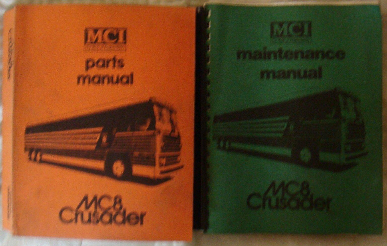 mci bus manual