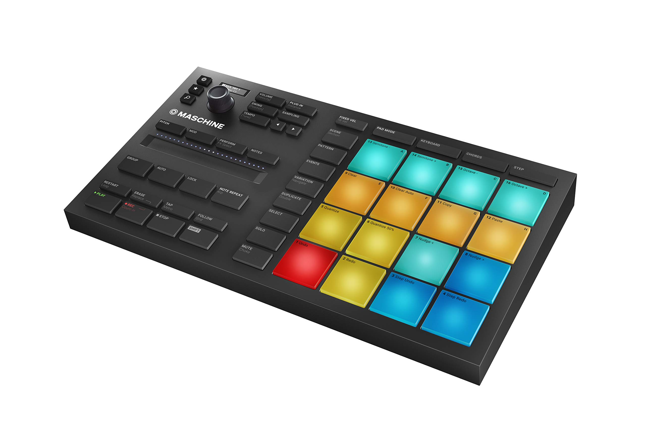 Native Instruments Maschine Mikro Mk3 Drum Controller by Native Instruments (Image #10)