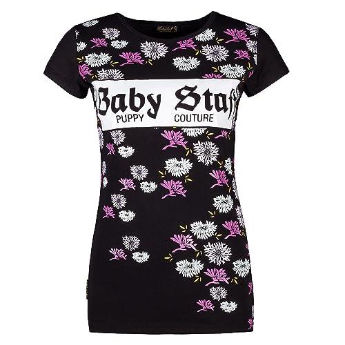 Babystaff - Camiseta - para mujer