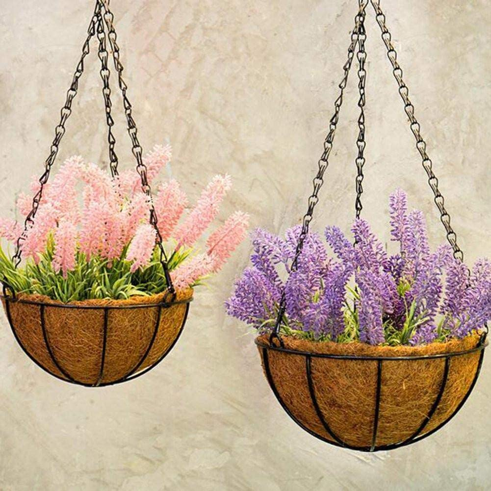 Plant Care Supplies, Soil & Accessories 8/8 Tier Metal Flower ...
