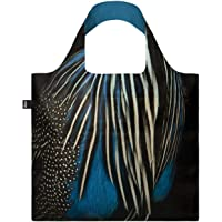 LOQI National Geographic Guineafowl Bag, Negro