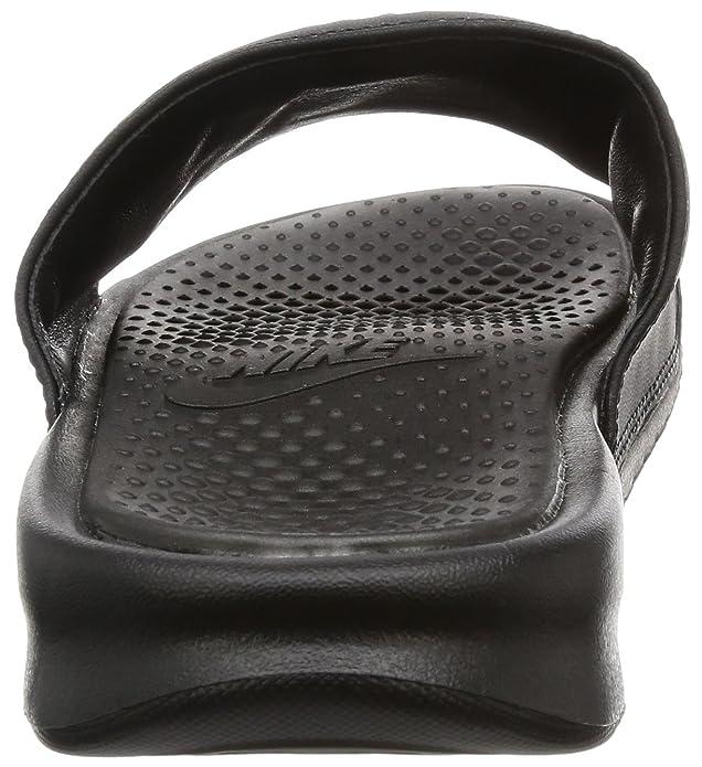 c667e15eee3d Amazon.com  Nike Benassi Jdi Ultra Prem Mens Style (Black Black