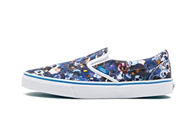 77ffde49ef05a6 Image Unavailable. Image not available for. Color  Vans x Takashi Murakami  Classic Slip ...