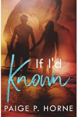 If I'd Known Paperback