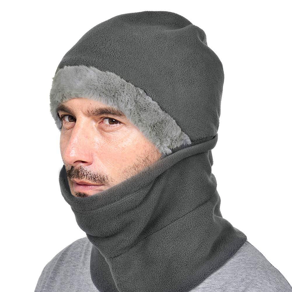 Vbiger Cappelli Invernali Passamontagna Cappello Uomo Cappello Donna Cappello Passamontagna Cappello Inverno