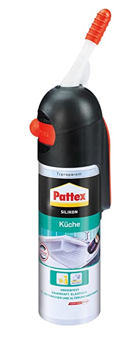 pattex spender küche silikon transparent, pfskt: amazon.de: baumarkt - Silikon Küche