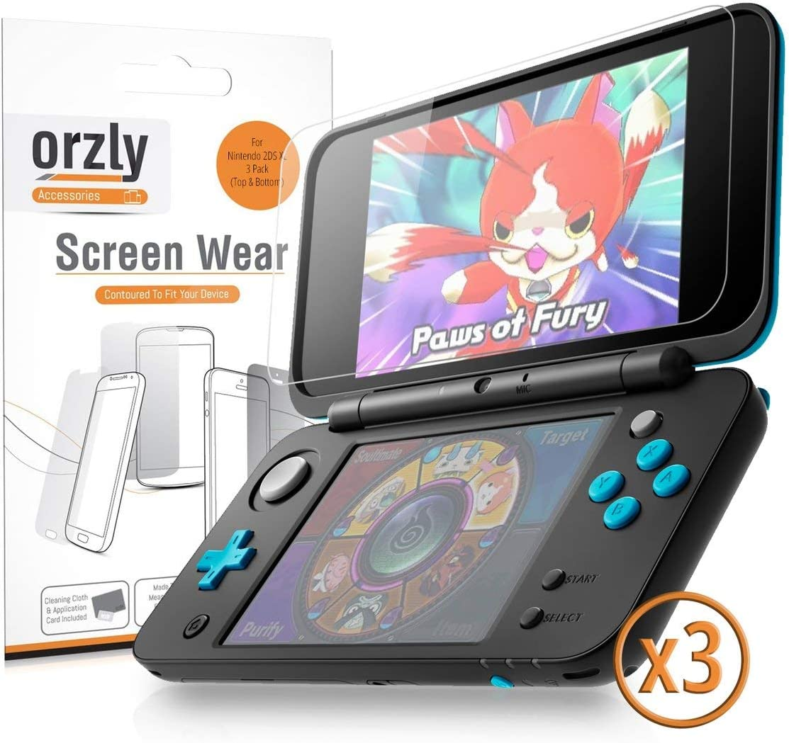 Orzly Accesorios 2DSXL, Pack New Nintendo 2DS XL [Paquete Incluye ...