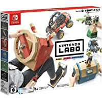 Nintendo Labo Toy-Con 03: Vehicle Kit for Nintendo Switch