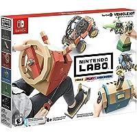 Nintendo Labo Toy-Con 03: Vehicle Kit for Nintendo Switch