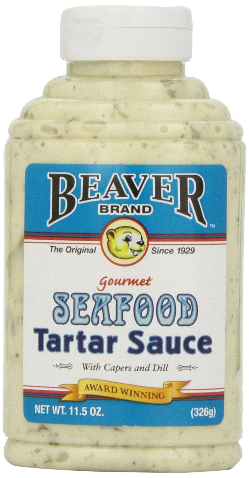 Beaver Tartar Sauce, 11.5 oz