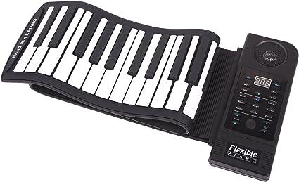 Teclado Música electrónica portátil con USB | Flexible ...
