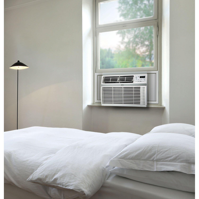 Amazon.com: LG LW8016ER 8,000 BTU 115V Window-Mounted AIR ...
