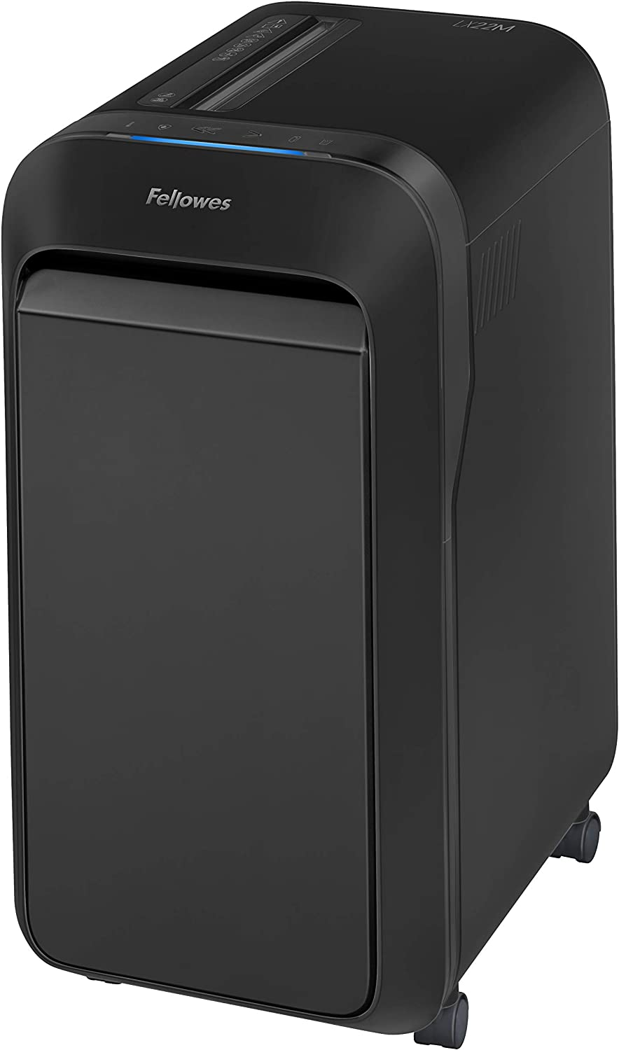 Fellowes LX22M Powershred Micro Cut 20 Sheet Paper Shredder (Black) (5263501)