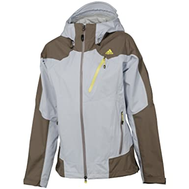 : Adidas Women's HIKING 2.5 LAYER HYBRID JACKET