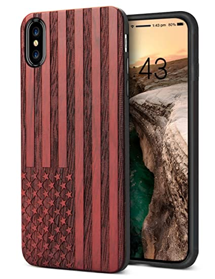 iphone xs max case wood