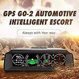 MKChung GPS GO-2 Multi-Functional Car Slope Meter