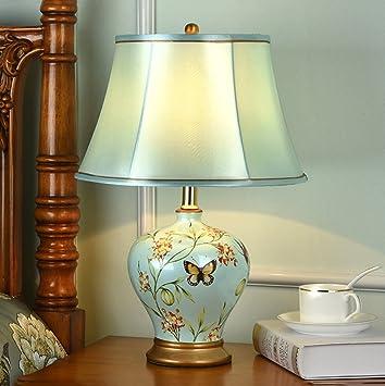 Lámpara de Mesa SKC Lighting Lámparas de cerámica ...