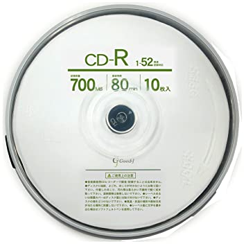Amazon | Good-J CD-R データ用(...