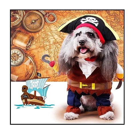 ZALIANG Chongwufushi Ropa para Mascotas Gato Ropa para Perros Ropa ...