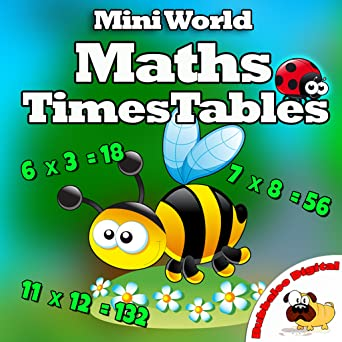 Amazoncom Mini World Maths Times Tables Download Software