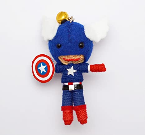 Amazon.com: (vd032) Capitán América The Winter Soldier hecho ...